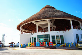 Shuttle to Chiquila Ferry Holbox from cancun airport Ferry not included